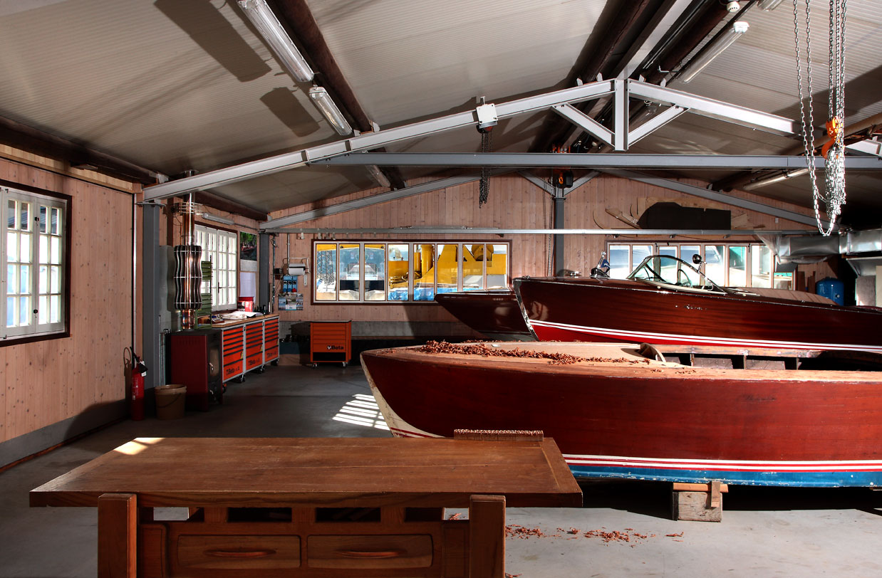Restoration | Glisenti | Fine Wooden Boats